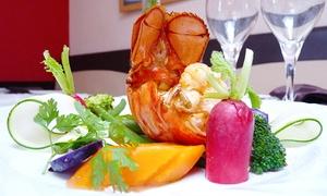 """Le Grenadin: Menu """"Tout homard"""" en 6 services pour 2, 4 ou 6 convives dès 79 € au restaurant Le Grenadin"""