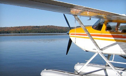 Seaplane Dinner Tour for Two or Four from Acadian Seaplanes in Rangeley (Up to 40% Off)