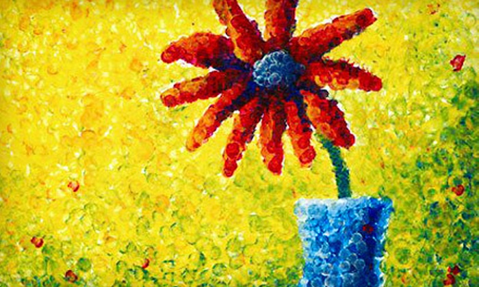 Got Art Gallery on Third - Downtown Lee's Summit: Adult BYOB or Friday Children's Art Class at Got Art Gallery on Third in Lee's Summit (52% Off)