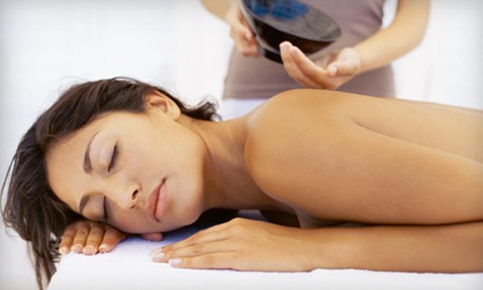 Encino Aveda Concept Salon - Encino: One or Three 60-Minute Aveda Swedish Massages at Encino Aveda Concept Salon (Up to 67% Off)