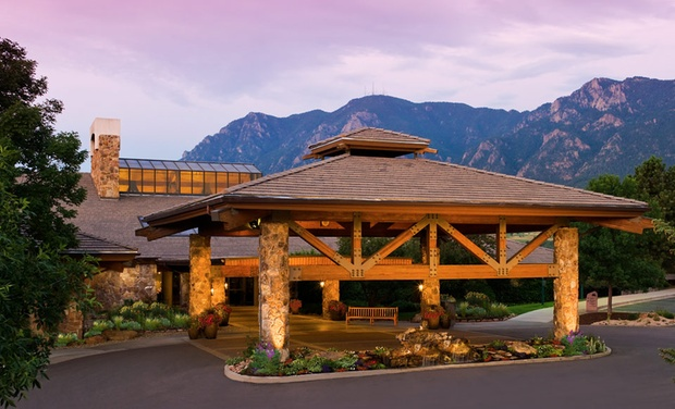 Cheyenne mountain resort groupon for Mountain view motors colorado springs co