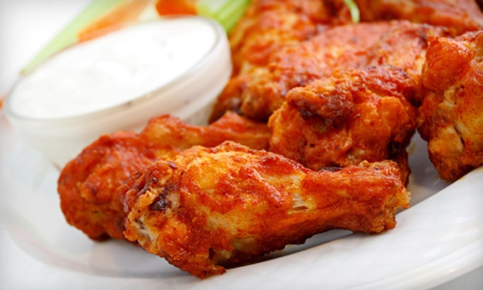 Bleachers Sports Grill - Otter Creek: Sports-Bar Outing for Two or Four with Appetizers and Beer at Bleachers Sports Grill (Up to 55% Off)