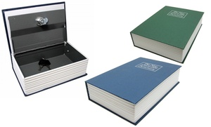 Book Safes In Three Sizes