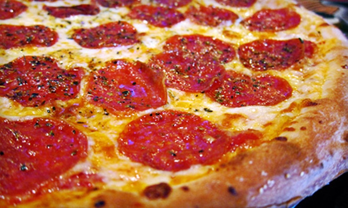 Mineo's - 441 Corridor: $10 for $20 Worth of Valid for Pizza, Pasta, and Salad at Mineo's in Dania Beach
