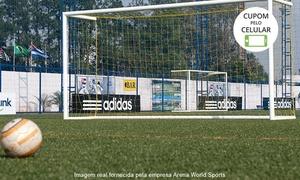 Arena World Sports: Arena World Sports – Barra Funda: aluguel de quadra de futebol, a partir de R$ 129,90