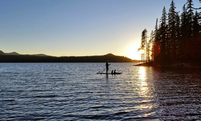 image for $35.50 for Canoe, Kayak, or Paddleboard Rental from Oregon Outdoor Sports ($69 Value)