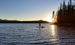 Oregon Outdoor Sports: $34 for Canoe, Kayak, or Paddleboard Rental from Oregon Outdoor Sports ($69 Value)