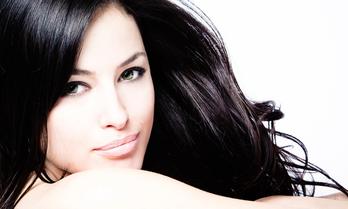 WEST COAST HAIR® - Lyn-Lake: One, Three, or Five Real-Hair Extensions at WEST COAST HAIR® (50% Off)