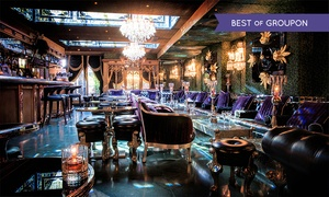 The Crazy Bear Group: Premium 12 Plate Thai Menu and Champagne at The Crazy Bear from £29.50 (Up to 63% Off)