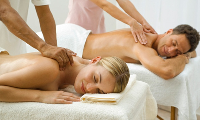 Massage Spa & Beyond - Mount Prospect: Individual or Couples Spa Package with Massage, Body Wrap, and Facial Cleansing and Mask at Massage Spa & Beyond (Up to 73% Off)