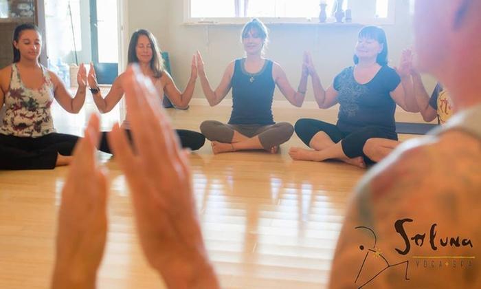Soluna Yoga+Spa - Fairfax: Up to 62% Off Yoga at Soluna Yoga+Spa