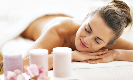 Spa Package with Swedish Massage, Foot Soak, and Optional Add-On at Burt Grant Salon Spa (Up to 63% Off)