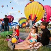 Up to 50% Off Montgolfieres International Balloon Festival