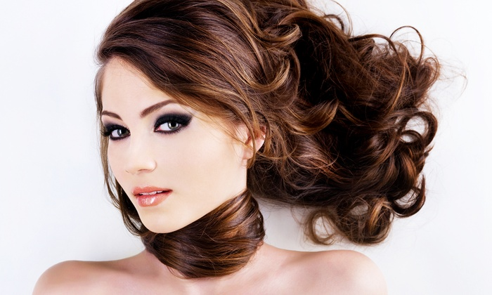 Camille Goodlett of Thomas Blake Hair Studio - Lexington: Cut for a Man, Woman, or Kid or a Color Package from Camille Goodlett of Thomas Blake Hair Studio (Up to 65% Off)