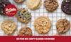 Six Mrs. Fields Cookies