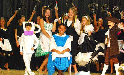 <strong>Kids</strong>' Musical Theater Summer Camp at Performing Arts Workshops (Up to 43% Off)