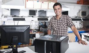 Hardware System: Revisión, diagnóstico y puesta a punto de ordenador por 9,90 €