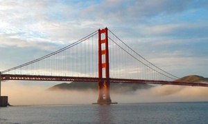 Downtown Tour Or Golden Gate And Sausalito Tour From City Sightseeing (up To 45% Off). Two Options Available.