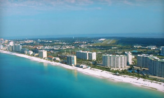 Island Air Express - Southport: 30-Minute Scenic Flight Tour for Two or Three from Island Air Express in Panama City (Up to 77% Off)