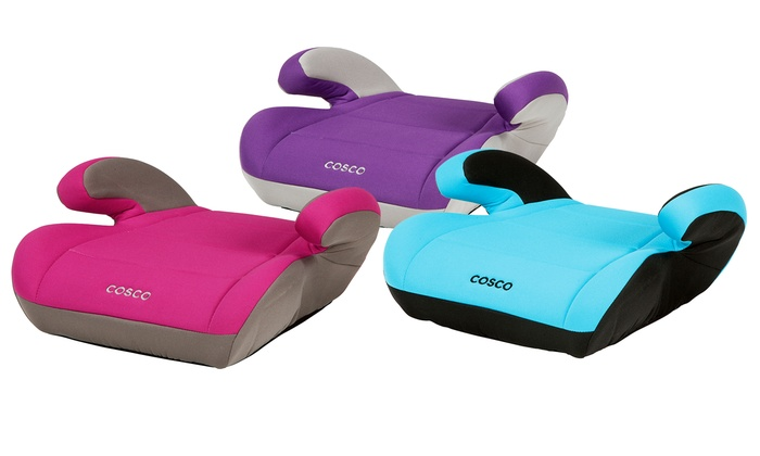 Cosco Topside Car Booster Seats | Groupon Goods