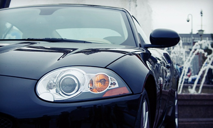 Plush Luxury Automotive Detailing - Monroe: One or Three Premium Auto-Detailing Sessions at Plush Luxury Automotive Detailing in Williamstown (Up to 64% Off)