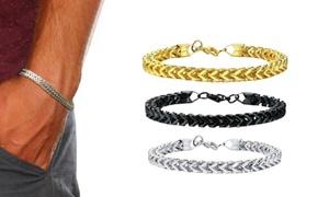 1, 2 ou 3 bracelets pour homme