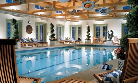 Groupon Deal: 1-Night Stay with Spa Credit and Land Rover Driving Experience Credit at The Inns at Equinox in Manchester, VT