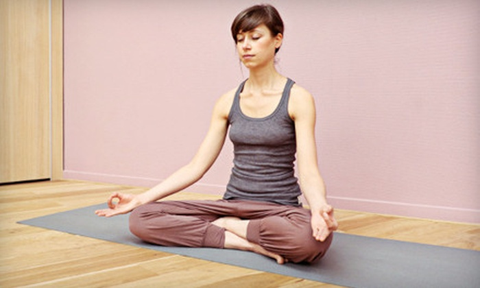 NutriWell Coaching - Johns Creek: 10 or 20 Yoga Classes at NutriWell Coaching in Johns Creek (Up to 78% Off)