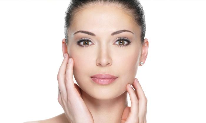 Salon Sabrina - Salon Sabrina: Eyebrow Shaping with One or Three Waxes or Yonka Facial with Eyebrow Wax at Salon Sabrina (Up to 57% Off)