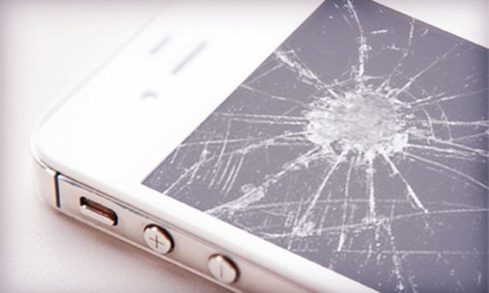 ALB Tech LLC - West Franklin Street,Near West,Fan: iPhone Screen Repair or $36 for $80 Toward Electronics Repair at ALB Tech LLC (Up to 55% Off)