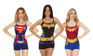 Undergirl x DC Womens Sleep Sets