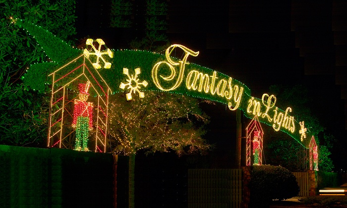 Callaway Gardens - Callaway Gardens: Fantasy in Lights Visit for Two or Four at Callaway Gardens (Up to 56% Off)