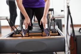 Elite Studio: Four Weeks of Pilates Reformer Classes at Elite Studio (74% Off)