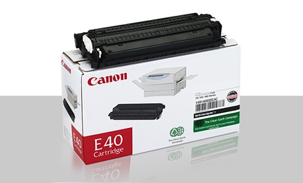 groupon daily deal - Canon Ink and Toner. Multiple Tones and Page Yields Available from $16.49–$146.99. Free Returns.
