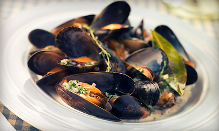 La Sen Bistro - La Sen Bistro: French Dinner for Two or Four at La Sen Bistro (Half Off)