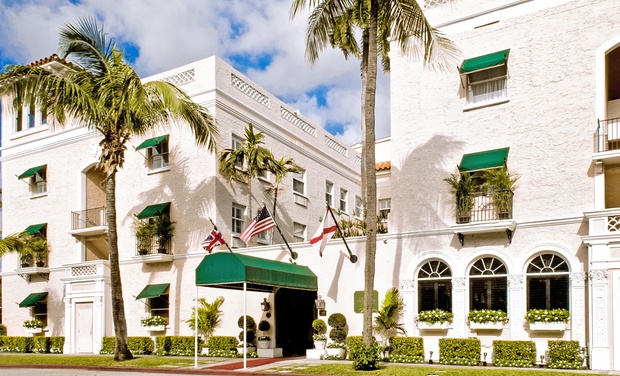 Chesterfield Hotel Palm Beach - Palm Beach, FL: Stay with Continental Breakfast at Chesterfield Hotel Palm Beach in Palm Beach, FL. Dates into November.