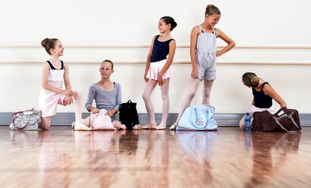 $95 for a One-Week Holiday Dance Camp at Rising Stars Performing Arts Company (Up to $199 Value)