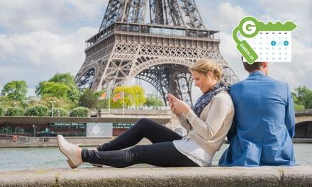 Paris: Chambre double Classique pour 2 avec petit déjeuner et croisière sur la Seine au Pavillon Opéra Grands Boulevards