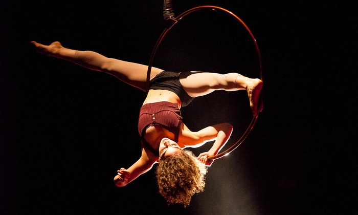 Modern Circus Séquence 8 - New York City Center: Modern Circus Séquence 8 at New York City Center on April 16–26, Tuesdays–Sundays (Up to 41% Off)