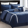 Tucked Comforter Set (8-Piece)
