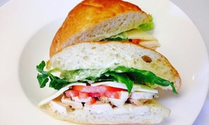 Buon Giorno: $26 for Two Groupons, Each Good for $20 Worth of Deli Food and Groceries at Buon Giorno ($40 Value)