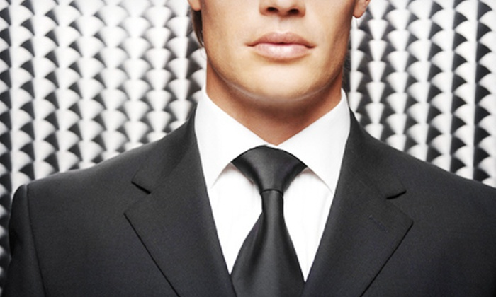 Valente's Men's Formalwear - Valente's Formalwear: Full Tuxedo Rental or Wedding-Party Tuxedo-Rental Package at Valente's Men's Formalwear in Grosse Pointe (Up to 63% Off)
