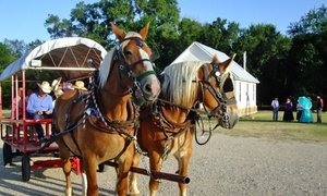 Chisholm Trail Museum: Visit for Two or Four to Chisholm Trail Museum (60% Off)
