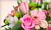 The Irish Rose - Dublin: One or Three Seasonal Bouquets from The Irish Rose (Up to 64% Off)