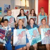 Up to 53% Off Painting Class & Mimosas for 2 or 4