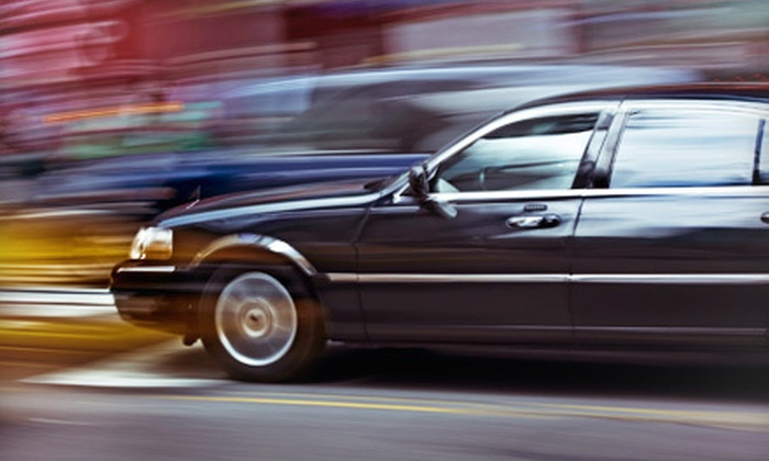 Ilssk Limousine Service - El Segundo: One-Way or Round-Trip Town-Car Ride to or from LAX from Ilssk Limousine Service (Up to 56% Off)