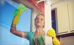 Krystal Cleaning Services: $85 for $169 Worth of Housecleaning Krystal Cleaning Services