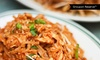 Jewel of Siam Restaurant - Orland Park: $25 for a Thai Meal for Two with One Appetizer and Two Entrees at Jewel of Siam Restaurant($36.85 Value)