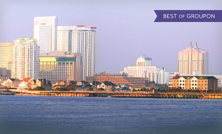 Stay at The Chelsea in Atlantic City, NJ. Dates into January.