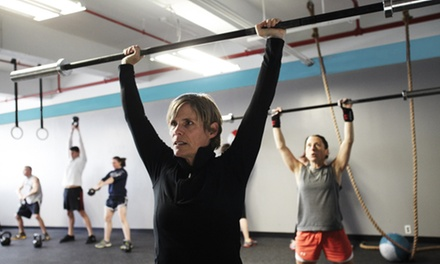 Four Weeks of Fitness and Conditioning Classes at pittsburgh FIT (75% Off)